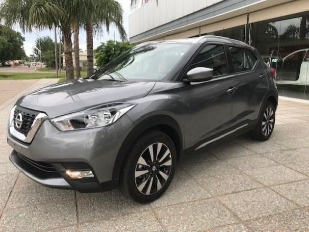 Nissan KICKS ADVANCE CVT