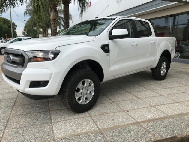 Ford RANGER XLS MT 6TA