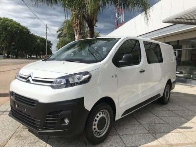 Citroen JUMPY MIXTA HDI