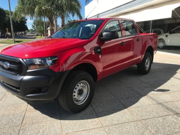 Ford RANGER 4X2 SAFETY 2,2