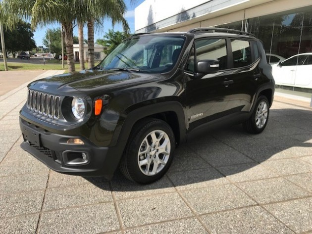 Crysler JEEP RENEGADE SPORT PLUS A/T 6TA
